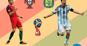 If Portugal, Argentina wins, Messi-Ronaldo to meet in 2018 world cup quarterfinal