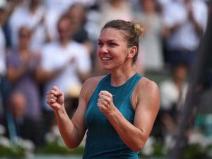 Simona Halep wins her first Grand Slam at Roland Garros
