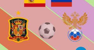 Spain vs Russia Head to Head