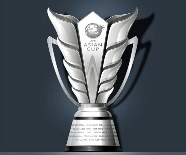 AFC Asian Cup Winners trophy