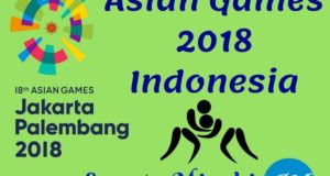 List of Sports in Asian Games 2018
