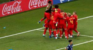 Belgium beat Japan in Thriller to enter 2018 World Cup Quarter-Final