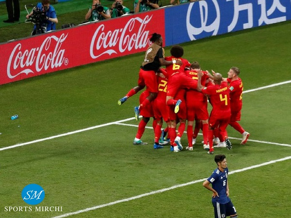 Belgium beat Japan to qualify for FIFA world cup 2018 quarterfinals