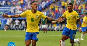 Brazil beat Mexico to qualify for Quarterfinals at World Cup 2018