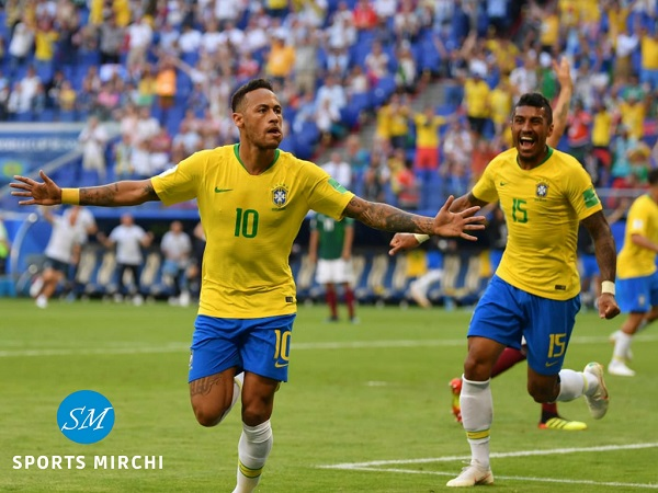 Brazil qualify for FIFA world cup 2018 quarterfinal