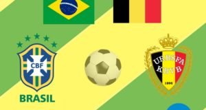Brazil vs Belgium Head to Head, Football Rivalry