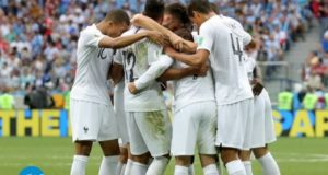 France beat Uruguay in quarterfinal to enter 2018 world cup semifinal