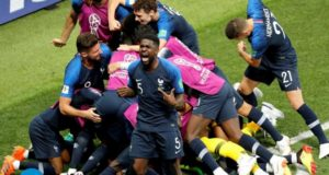 France beat Croatia to win 2nd FIFA World Cup after 20 Years