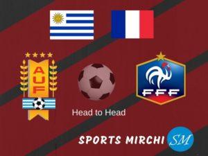 Uruguay vs France football rivalry