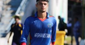 Interview with Young Afghanistan Fast Bowler Naveen-Ul-Haq