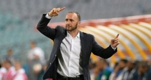 Djamel Belmadi to coach Algeria till 2022 FIFA World Cup