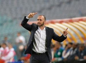 Algeria appoint Djamel Belmadi as new football coach till 2022 World Cup