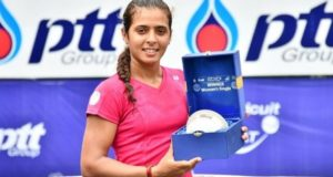 Exclusive interview with India's no.1 Tennis player Ankita Raina