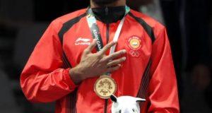 Bajrang Punia dedicates Gold Medal to Late PM Atal Bihari Vajpayee