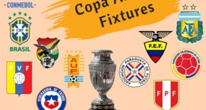 2019 Copa America Schedule, Fixtures, Matches, Venues