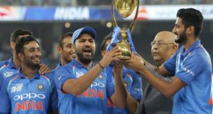 India won 7th Asia Cup defeating Bangladesh in 2018 final