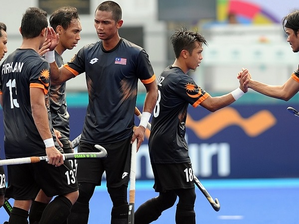 Malaysia beat India hockey team in 2018 Asian Games semifinal