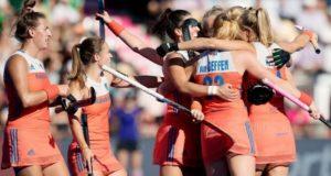 Netherlands beat Ireland to win 8th Women's hockey world cup