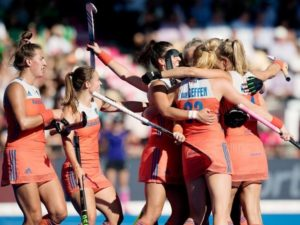 Netherlands women won 2018 hockey world cup