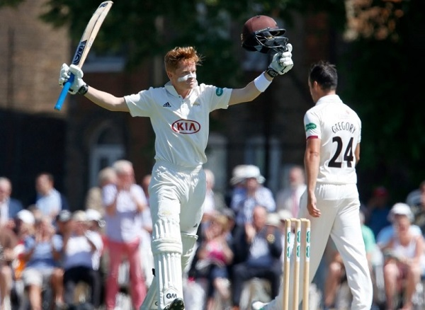 Ollie Pope included in England's 2nd test squad against India in London 2018