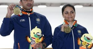 Ravi Kumar, Apurvi Chandela shoot India's 1st medal at 2018 Asian Games