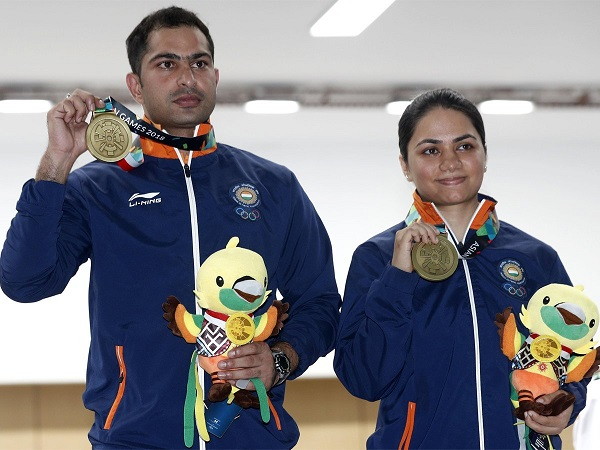 Ravi Kumar, Apurvi Chandela wins Bronze for India in 2018 Asian Games