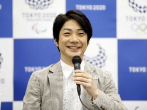 Summer Olympics 2020 Tokyo Chief Executive Creative Director Mansai Nomura