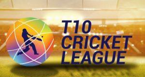T10 Cricket League 2018 Teams, Players