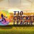 T10 League Schedule, Fixtures for 2018 season