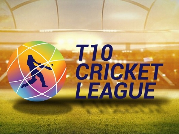 T10 Cricket League Logo