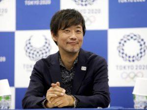 Tokyo 2020 Olympics Executive Creative Director Takashi Yamazaki