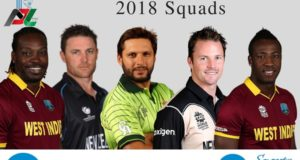 Afghanistan Premier League Teams, Squad for 2018 season