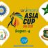 Asia Cup 2018 Super-4 Schedule, Fixtures, Matches Timing
