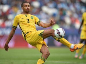 Jamaica footballer Michael Hector