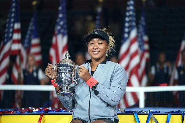 Naomi Osaka won 2018 US Open defeating Serena Williams in final