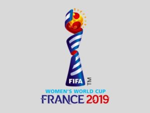 FIFA Women's World Cup 2019 France Logo