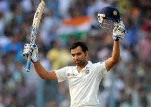 Rohit Sharma test cricket photo