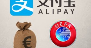 Alipay to sponsor UEFA Euro 2020, 2024 and Nations League finals