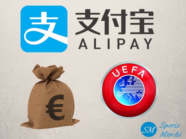 Alipay-UEFA sign 200 million Euro Sponsorship deal for 8 years