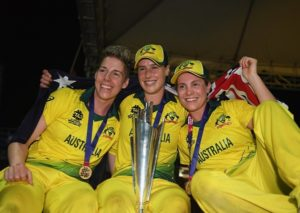 Australia women beat England to win 4th ICC women t20 world cup