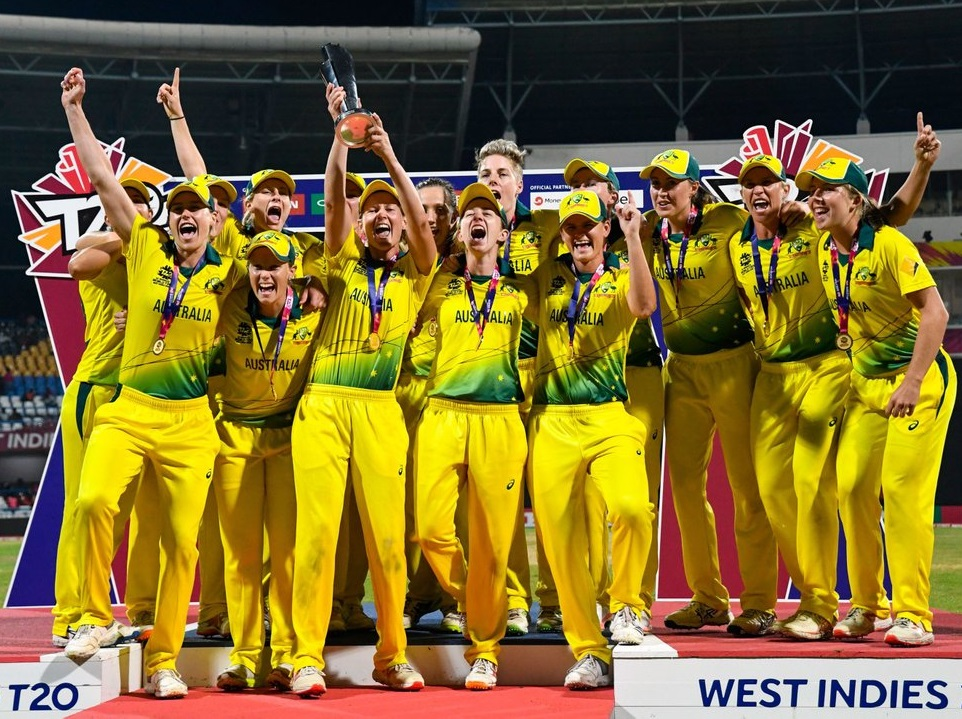 Australia won 2018 women's t20 world cup
