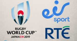 Eir Sport, RTE to broadcast Ireland's Rugby World Cup 2019 matches