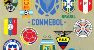 South American football teams qualifier schedule for 2022 world cup