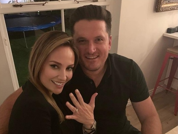 Graeme Smith engaged to girlfriend Romy Lanfranchi