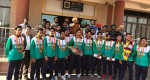 India welcomes Pakistan team for Hockey World Cup 2018