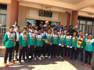 Pakistan hockey team reached to India for hockey world cup 2018
