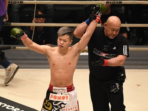Tenshin Nasukawa facts list by sports mirchi