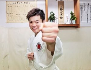 Tenshin Nasukawa kickboxing fighter from Japan