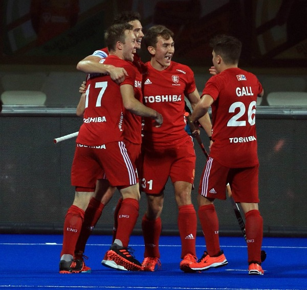 England beat New Zealand to reach 2018 hockey world cup quarterfinal