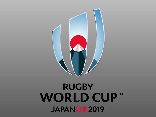 Rugby World Cup 2019 Logo by SportsMirchi